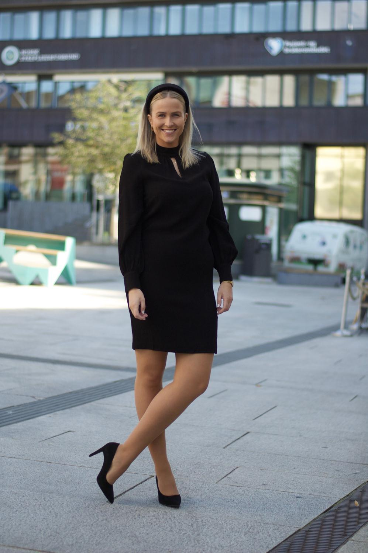 Lekker og elegant kjole fra Katrin Uri   FINN.no